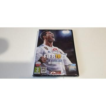 Fifa 18 PC, Nowa w Folii