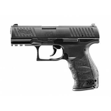 Pistolet wiatrówka Walther PPQ BB CO2 kule gumowe