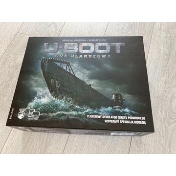 Gra planszowa U-BOOT, polska wersja, kickstarter