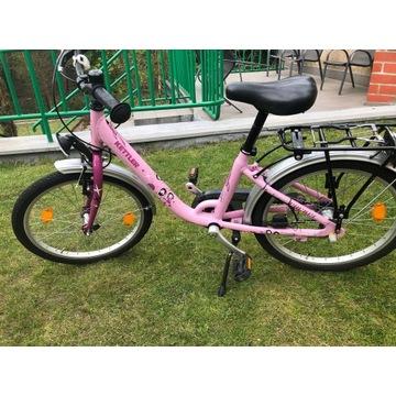Sprzedam rower dla dziecka firmy Kettler 20 x 1.75