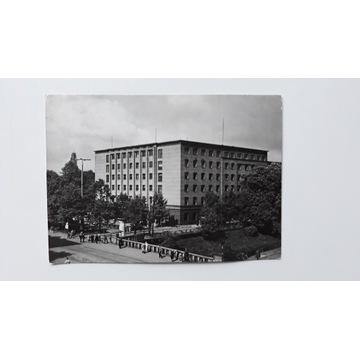 GLIWICE.Siedziba Prezydium Miejskiej Rady Narodowe