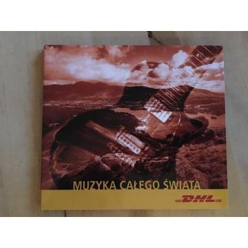 CD: Muzyka całego świata (world music)
