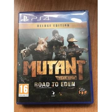 Mutant Year Zero Deluxe PS4 z dodatkiem jak XCOM