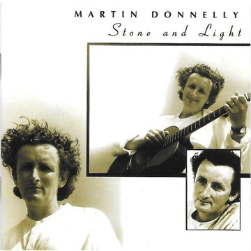 Martin Donnelly - Stone And Light - 1995 - CD