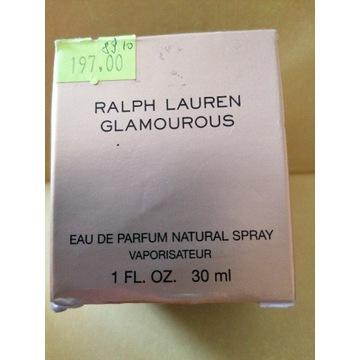 Ralph Lauren Glamourous edp 30 ml Women! Unikat!