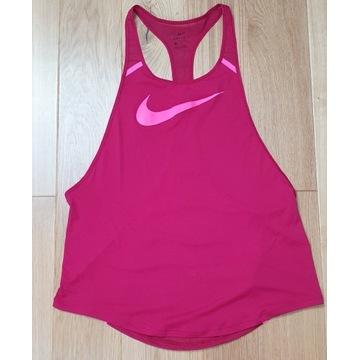 Nike Dri Fit - koszulka damska top bokserka r.M