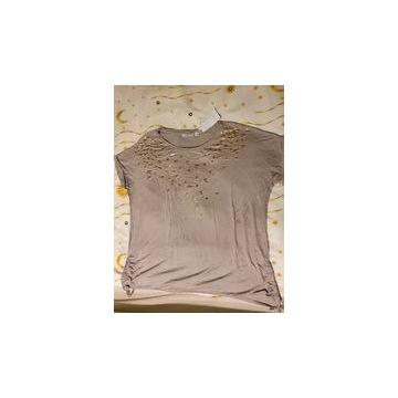 Quiosque, Koszulka szary beż, rozm. 40