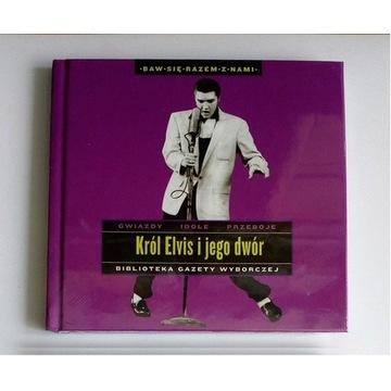 Król Elvis i jego dwór - Elvis Presley - płyta CD