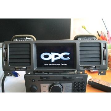 Radio cd70 navi+ wyświetlacz + ramka+ kabel RBG
