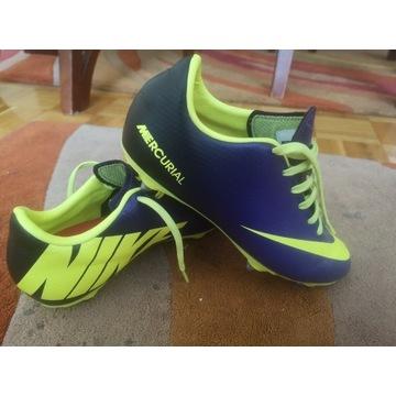 Nike Mercurial rozm. 36,5 (23,5 cm) SPRAWDZ