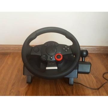 Kierownica Logitech driving force GT DFGT