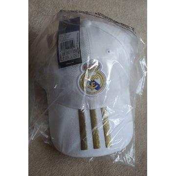 Nowa czapka z daszkiem Adidas Real Madryt one size