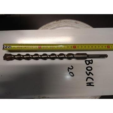 Wiertło do betonu Bosch 20mm sds