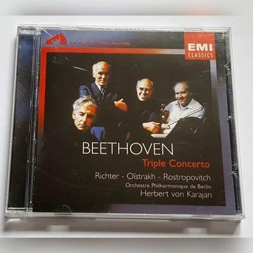 Beethoven Triple Oistrakh Richter Rostropowitch CD