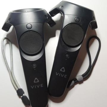 Kontrolery HTC Vive