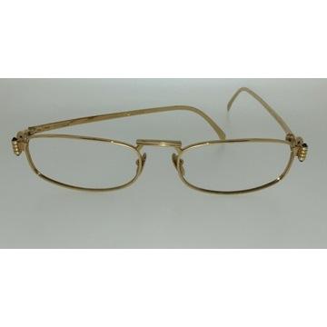 Chopard Happy Diamonds oprawki okulary złoto 18K