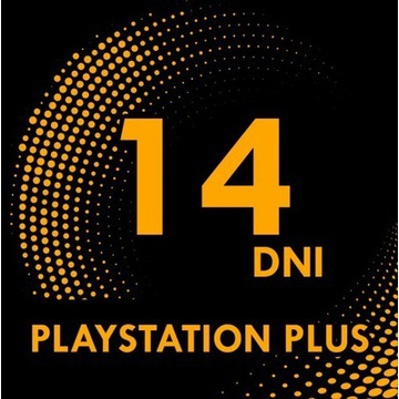 PLAYSTATION PLUS 14 DNI (1x14), PS+ 14 DNI | PS4