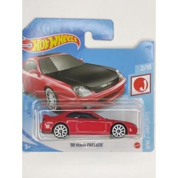 Hot wheels 98 Honda Prelude HW-Imports 2/10 JDM