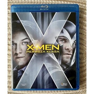X-Men: Pierwsza Klasa (Blu-ray)
