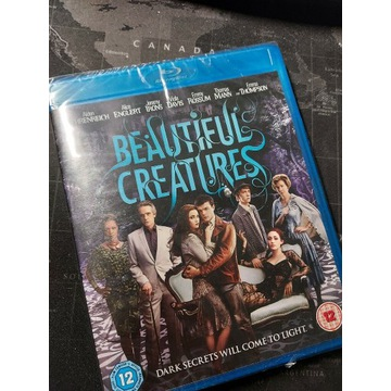 beautiful creatores piękne istoty blu ray EN folia