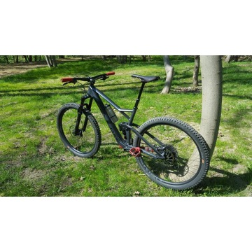 Cube Stereo 150 L 2019 Carbon