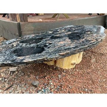 Blat Kamienny z Granitu Polerowany dł. 1,90 metra