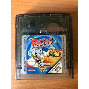 Looney Tunes Racing Game Boy Color