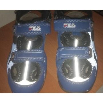 FILA Orginalne Sandały chłopięce 36