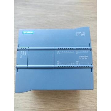 Sterownik PLC SIMATIC S7-1200  6ES7214-1BE30-0XB0