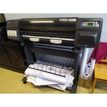 Ploter HP DesignJet 1050C
