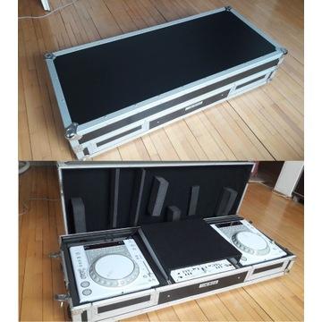 kufer/skrzynia Reloop RMP&RMX Twin Case PRO Laptop