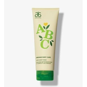 Arbonne ABC Baby Care Płyn do mycia włosów i ciała