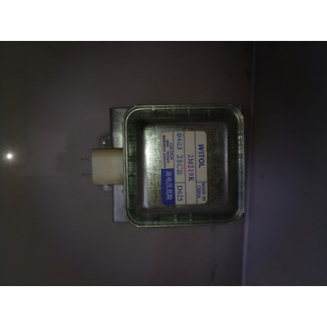 Magnetron WITOL 2M219K z mikrofalówki Alaska.
