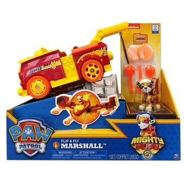 Psi Patrol Flip And Fly pojazd z figurką MARSHALL