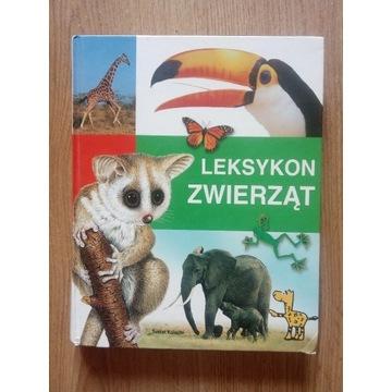 Leksykon zwierząt Świat Książki Encyklopedia