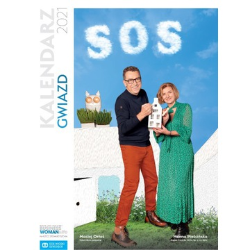 Kalendarz gwiazd na rzecz SOS Wioski Dziecięc
