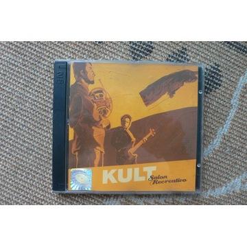 2 PLYTY CD KULT SALON RECREATIVO
