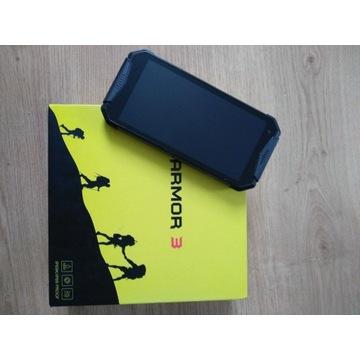 Ulefone Armor 3 4/64GB Czarny NFC