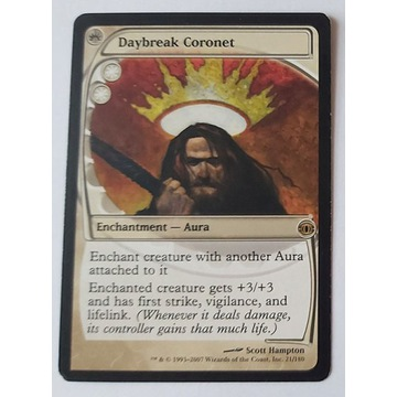Daybreak Coronet - Future Sight
