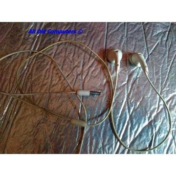 Oryginalne słuchawki do PSP białe
