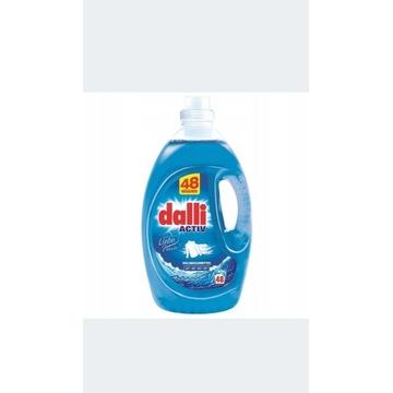 DALLI ACTIV Płyn do prania 2,75 l Niemiecki DE 48