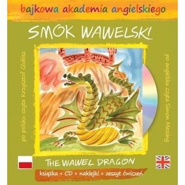 Smok wawelski - Bajkowa akademia angielskiego + CD