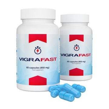 2 x VIGRA FAST - Rozwiązuje Problemy z Potencją