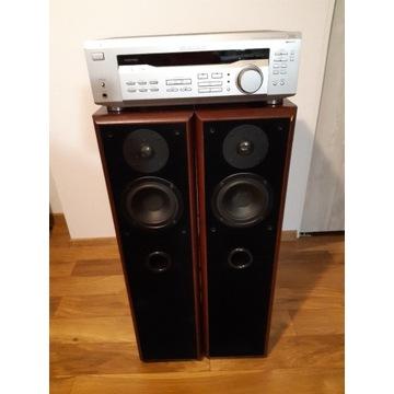 Zestaw audio  Sony dts-245 z kolumnami Tonsil maes