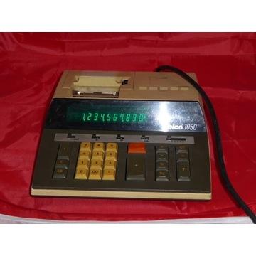 kalkulator z drukarką vintage ibico1050 japan