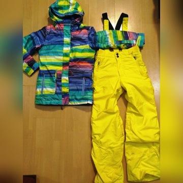 Kombinezon narciarski 128 134 140 cm 9 10 lat