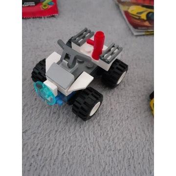 Lego city quad policja