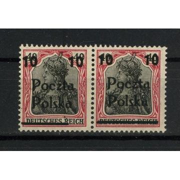 1919 Fi 70 B4** wydanie poznańskie  gwar. Korszeń