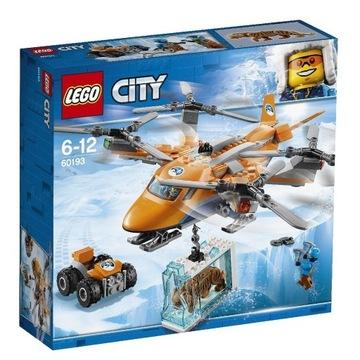 LEGO CITY 60193 Arktyczny transport powietrz  Nowy
