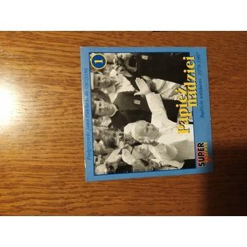 Płyta CD - Pielgrzymki JP II do ojczyzny- część 1